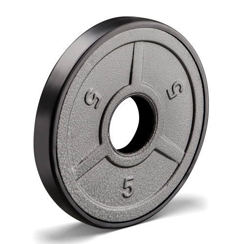 5lb Classic Olympic Plate Mcw 5 High Quality Heavy Duty