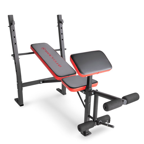 Marcy Standard Bench Mkb 4873 Durable Quality Strength