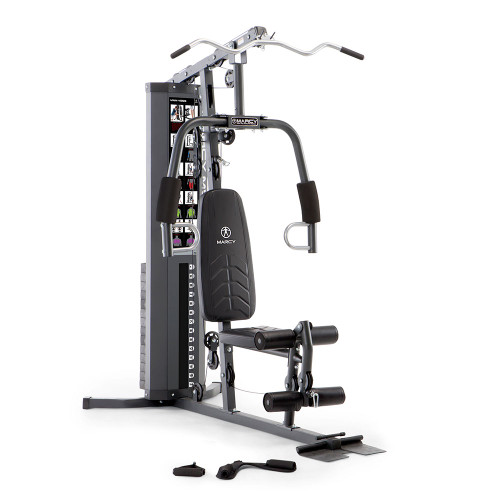 Get the marcy 150lb stack home gym mwm 4965 marcypro.com