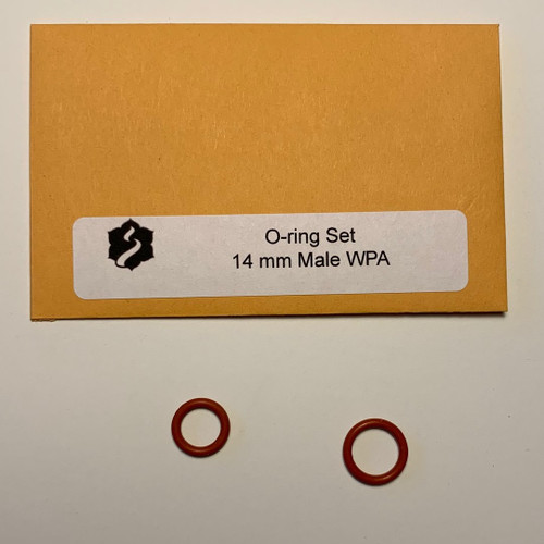 O-ring Set for 14 mm Male WPA