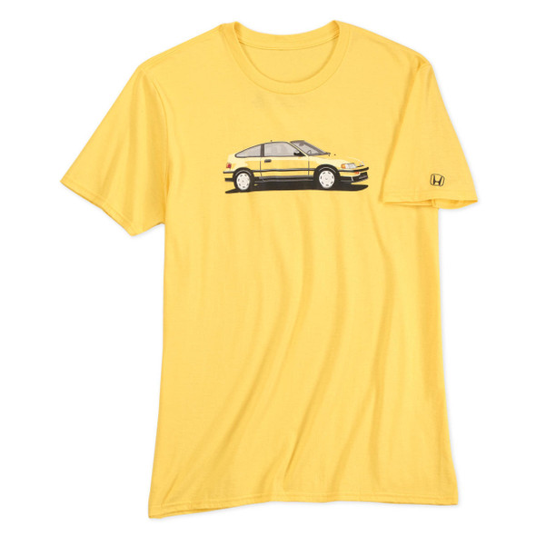 Honda CRX Si Graphic Tee Shirt
