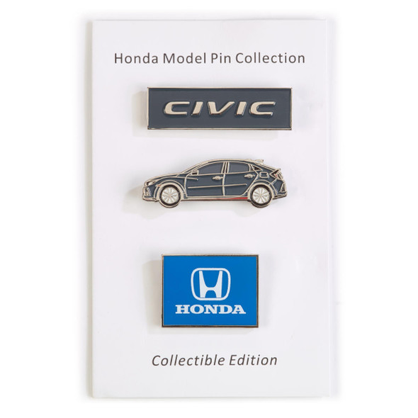 Honda Civic Model Pins