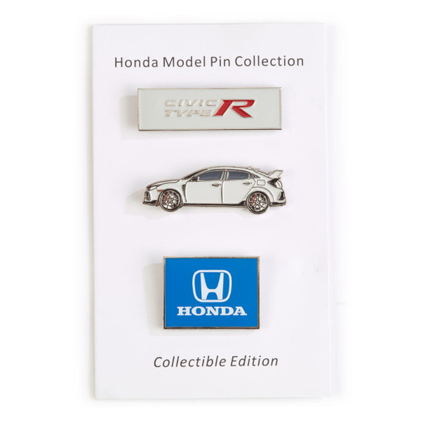 Honda Civic Type R Model Pins