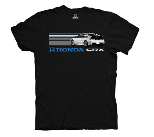 Honda Black CRX T-shirt