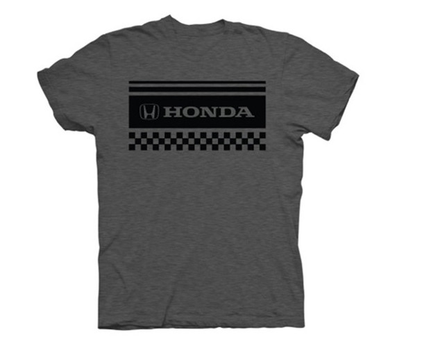 Honda Checkered Line T-Shirt