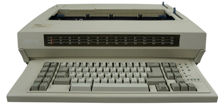 "IBM Lexmark Wheelwriter 1500 Electronic Typewriter (Factory Certified ""New"" Condition)"