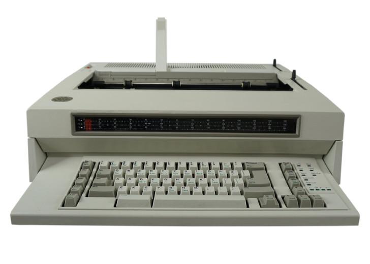 IBM Lexmark Wheelwriter 15 Electronic Typewriter (Reconditioned)