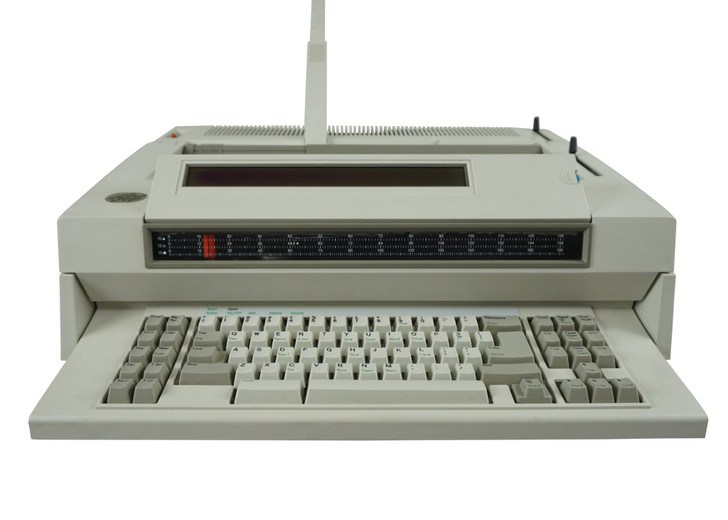 IBM Lexmark Wheelwriter 30 Electric Typewriter (Reconditioned)