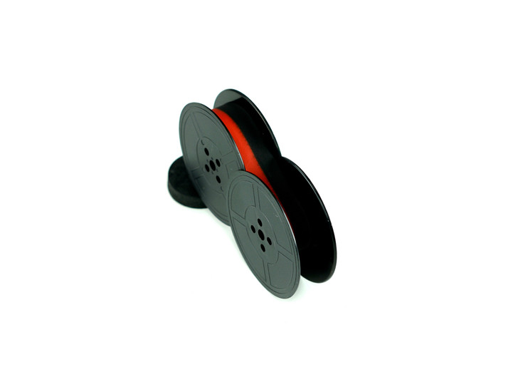 GRC Compatible Ink Ribbon Replacement for Adler, Olympia Standard/Electric (Black/Red) (T6B)