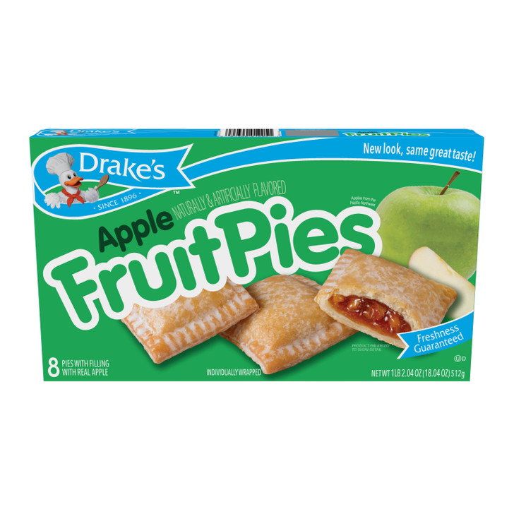 Drake's Apple Fruit Pies