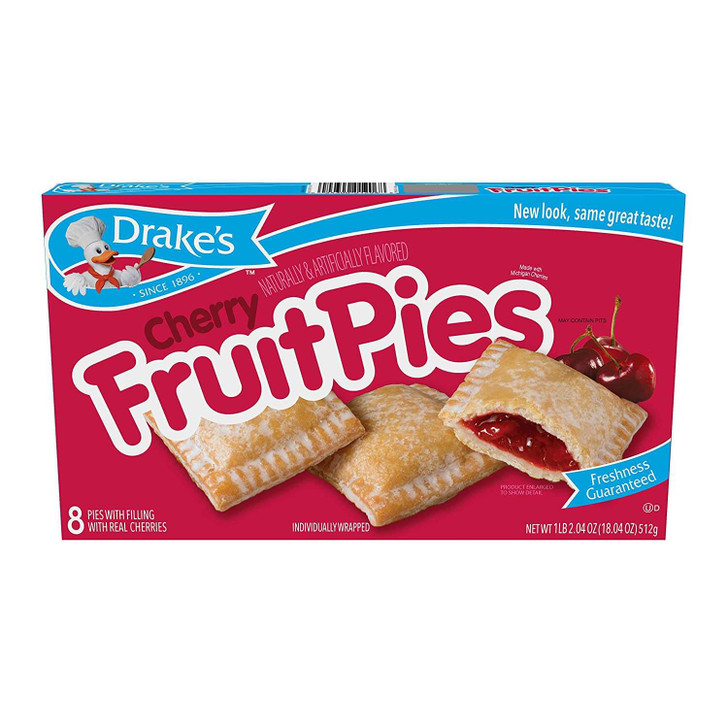 Drake's Cherry Fruit Pies
