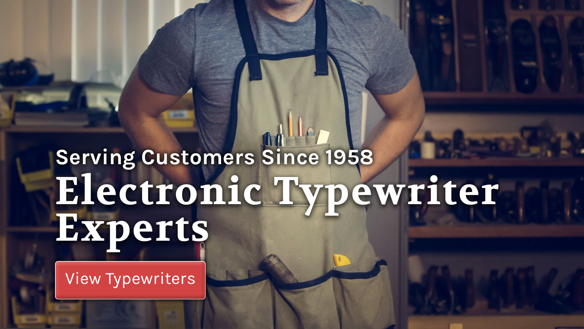 Electronic Typewriter Experts Serving Customers Since 1958