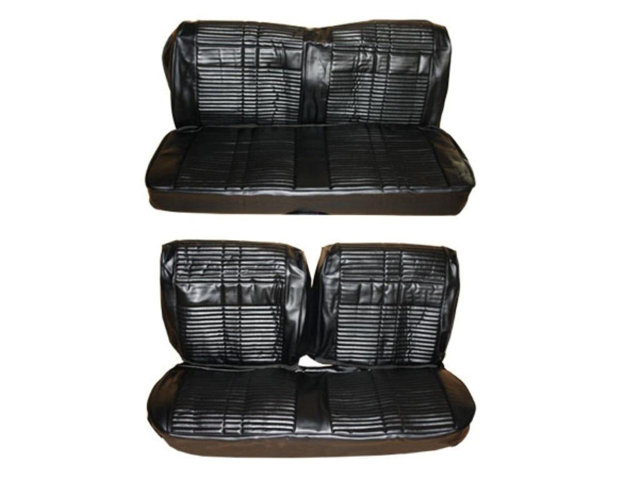 Fine 7707 Ben Mopar 1968 Roadrunner Gtx Satellite Front Bench Rear Bench Seat Cover Pdpeps Interior Chair Design Pdpepsorg