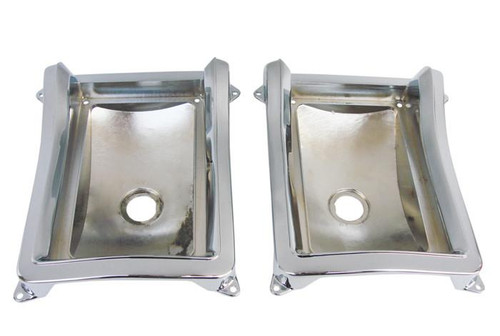 165-66B Mopar 1966 Plymouth Belvedere and Satellite Taillight Bezels