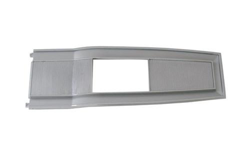 131-6 Mopar 1966-68 B-body Diecast 4 Speed Chrome Console Top Plate