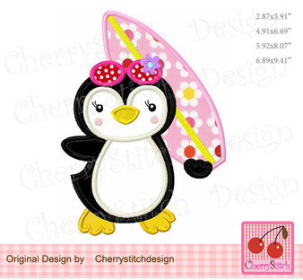 SUM45 Surf Bored penguin1