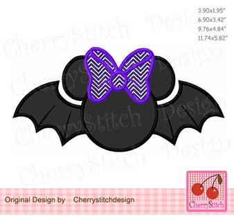 HL0107 Bat Mouse Minnie