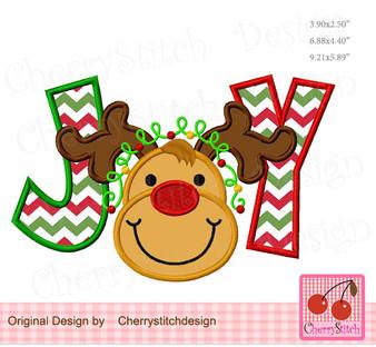 CH0160 JOY with Reindeerboy
