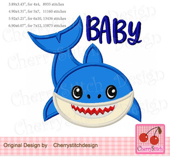 FM88 Baby shark boy