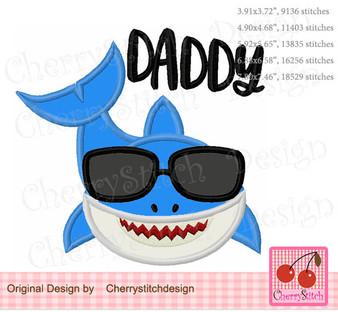 FM082 Daddy shark