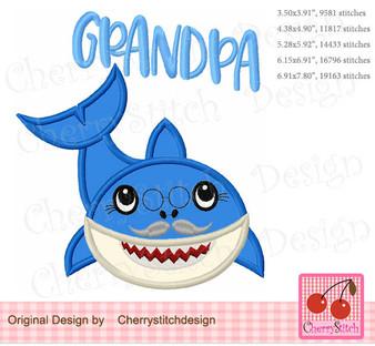 FM085 Grandpa shark