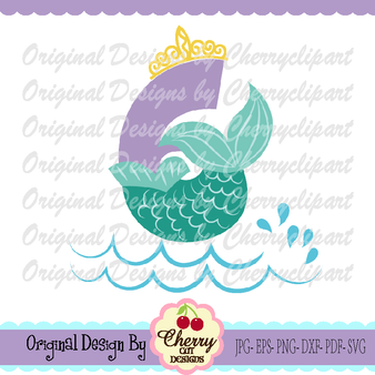 Mermaid number 6