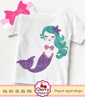 BYSVG23 Mermaid