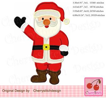 CH0216 Santa Claus