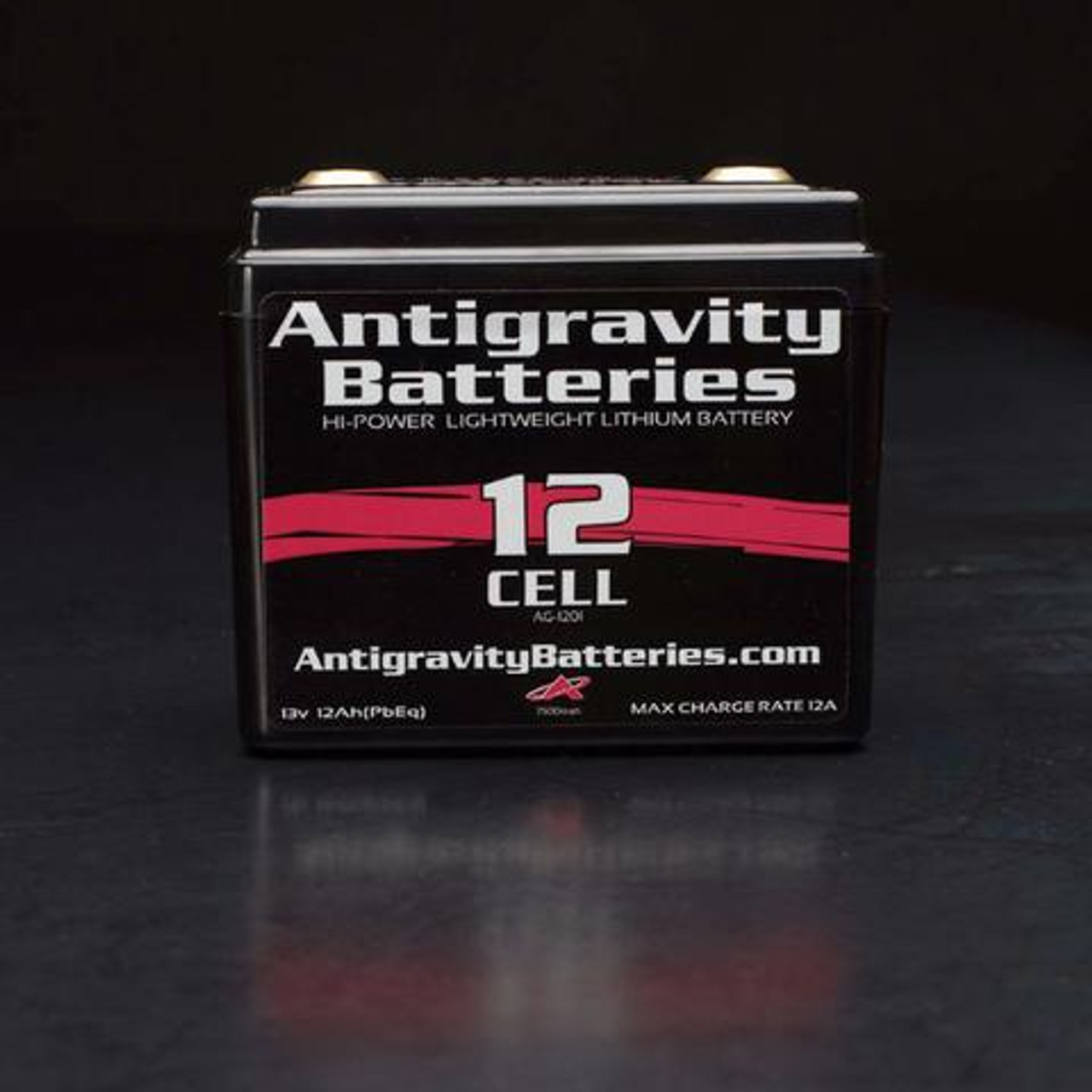12-Cell Small Case Battery