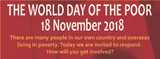 The World Day of the Poor in Jersey