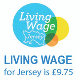 The Jersey Living Wage rate for 2017 is £9.75 per hour
