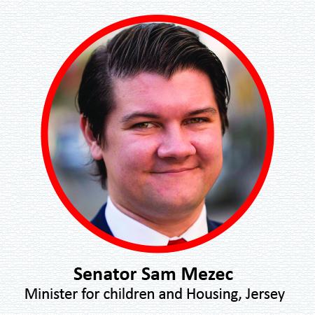Senator Sam Mezec