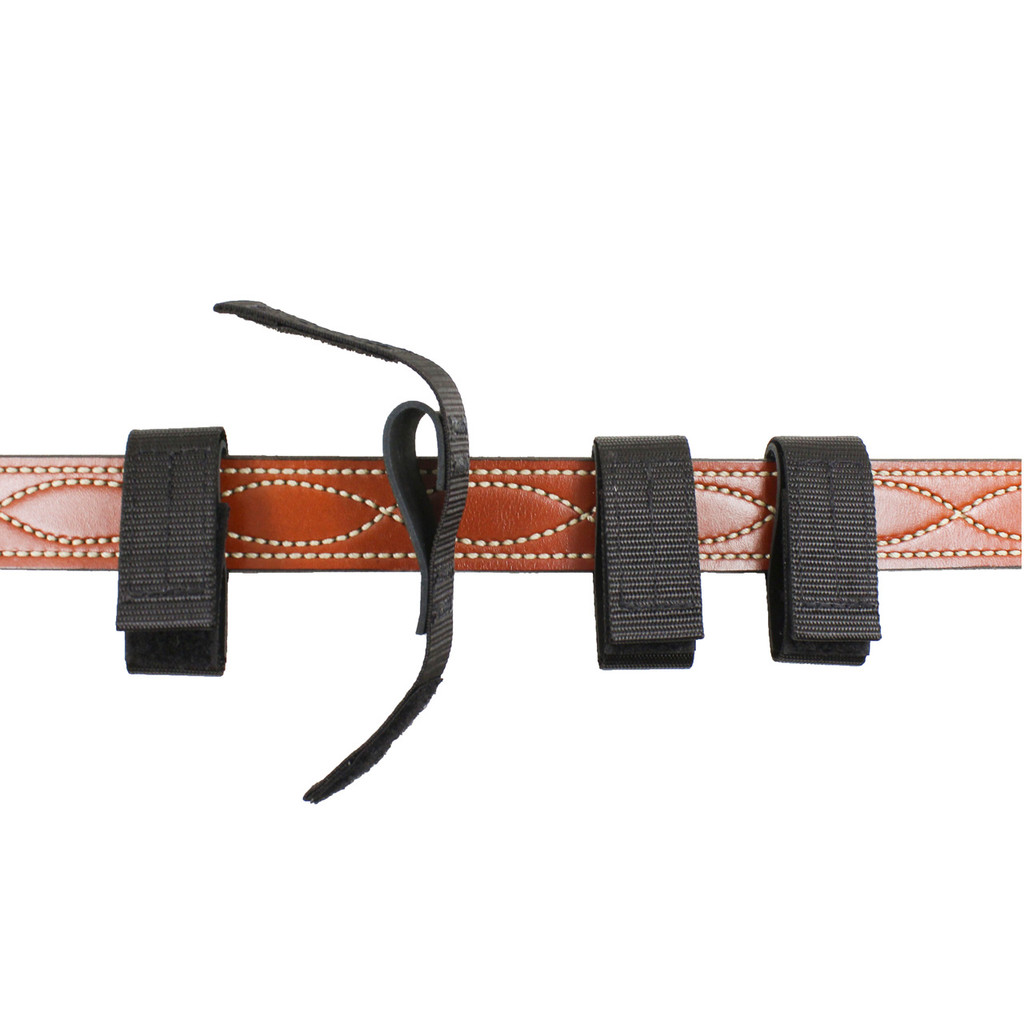 CAN'T-LOSE BELT KEEPERS-NYLON