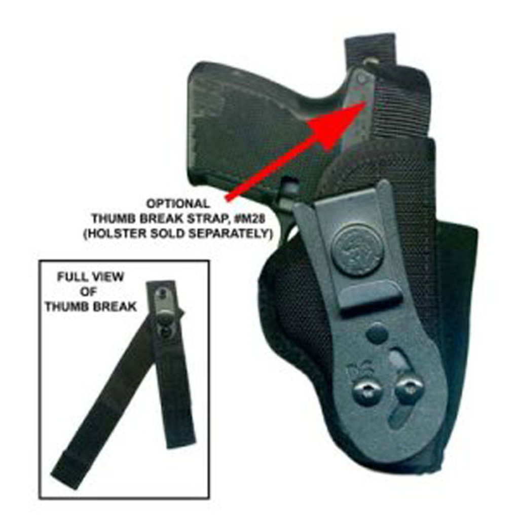 THUMB BREAK STRAP FOR M24 MED