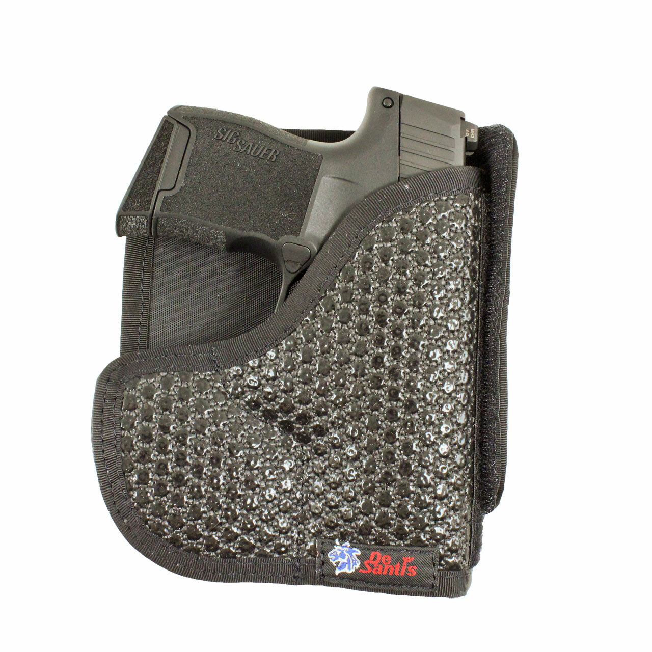 right draw Details about  /desantis ankle holster for a Glock 26