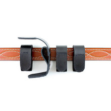 CAN'T-LOSE BELT KEEPERS-INSERT (LEATHER)