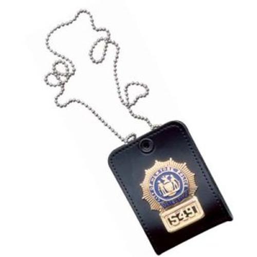 COMBO ID CASE W/CHAIN