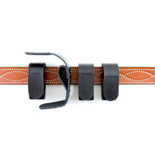 CAN'T-LOSE BELT KEEPERS-LEATHER