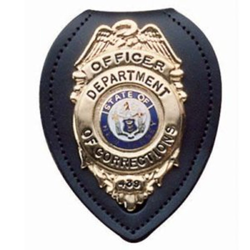 TEARDROP BADGE HOLDER