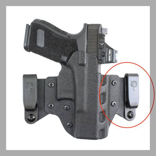 CLOAKED PARTNER IWB ATTACHMENTS