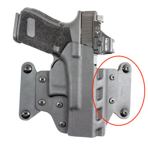 REPLACEMENT VEILED PARTNER CLIP