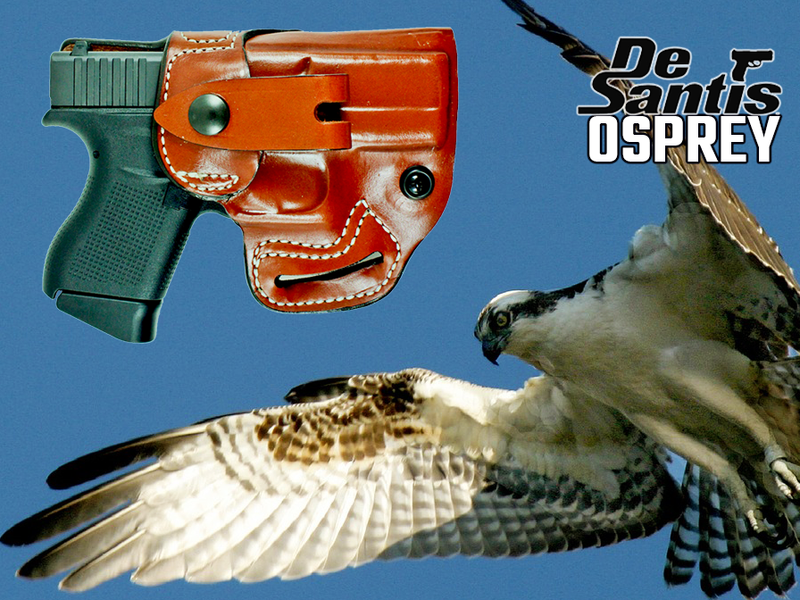 Why DeSantis Osprey IWB/OWB Puts You Atop The Food Chain