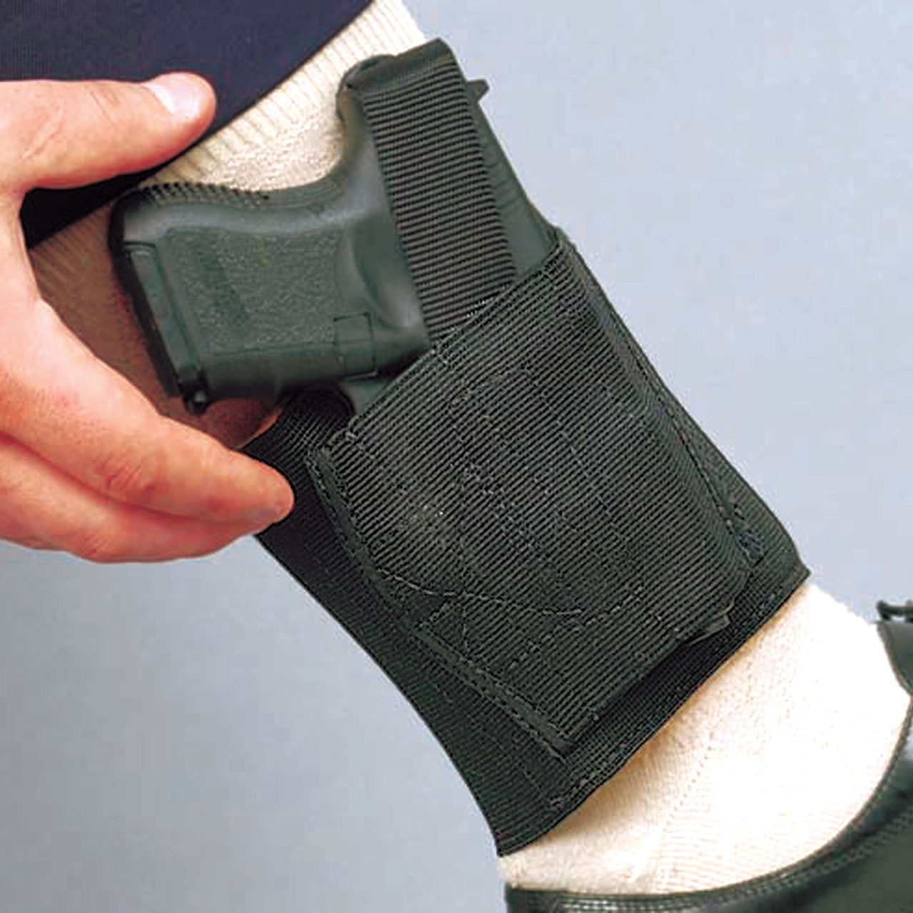 Concealed Carry Ankle Gun Holster Leg Right Leg Holster For LCP 380  XDS 45 9mm