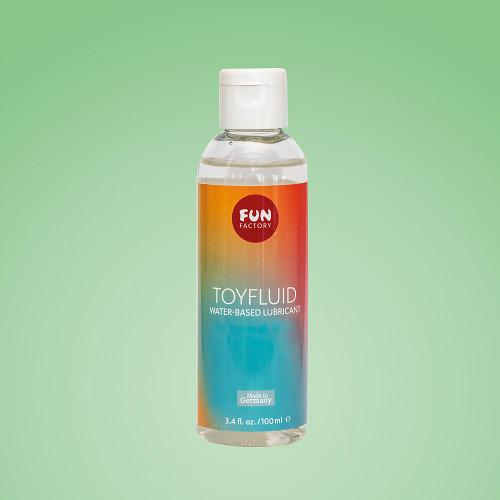 Functioneel glijmiddel op waterbasis, voor toys en penetratieseks.
