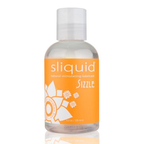 Sliquid Sizzle stimulerend glijmiddel.
