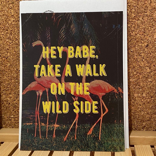 Stoute postkaart bij Loveware.