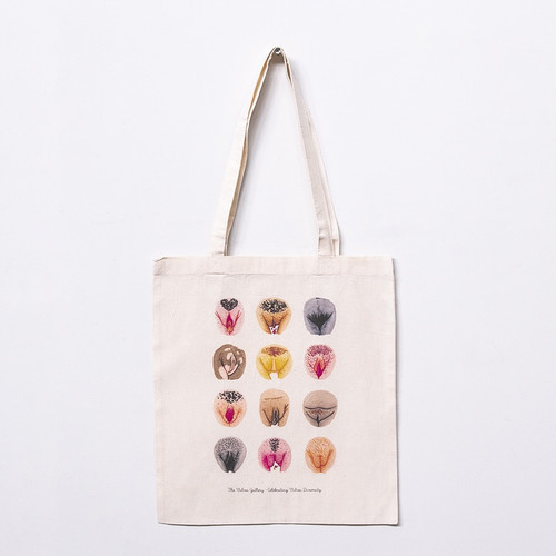 Vulva Gallery Tote Bag