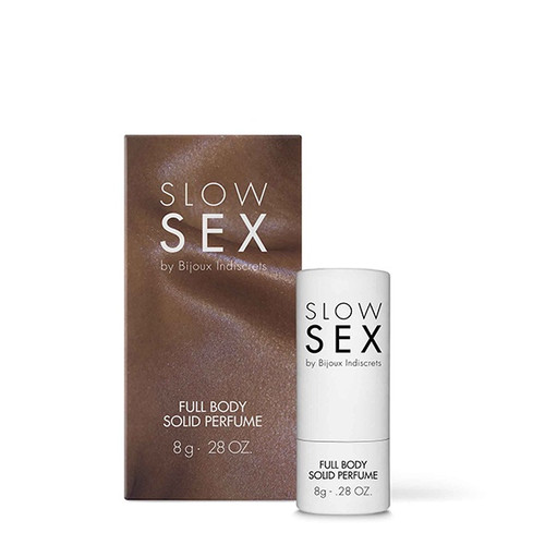 SLOW SEX Full Body Solid Parfum