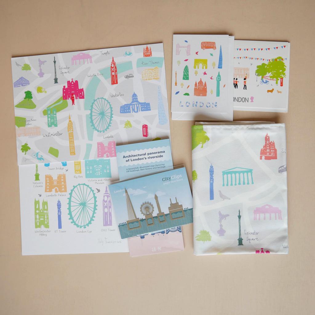 Surprise London Gift Box (worth £80)