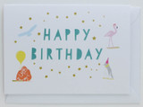 Party Animals - Birthday Card
